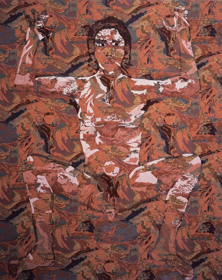 Carlos Castro Arias, 'Brocado', 1997