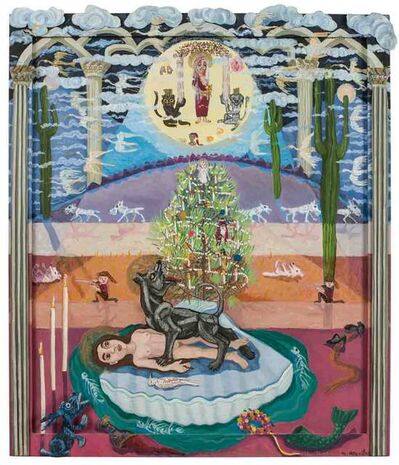 Maria Alquilar, 'Loved to Death III: The Virgin', 1992