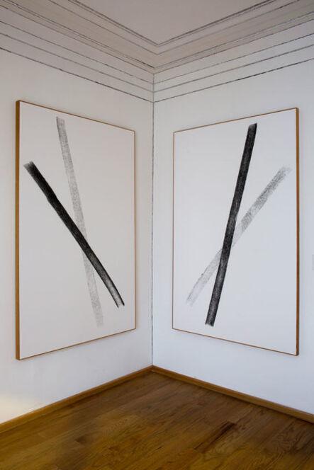 Francisco Ugarte, 'Sin título (Calca, cruces) 1', 2015