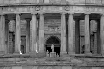 Prabir Purkayastha, ''Pillars of Colonial Power', Victoria Memorial, Calcutta', 2013