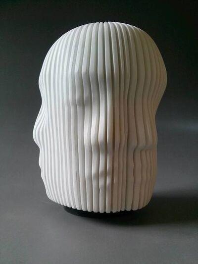 Hwang Seungwoo, 'Head', 2017