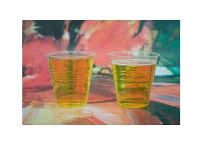 Simon Dybbroe Møller, 'Beer & piss', 2012