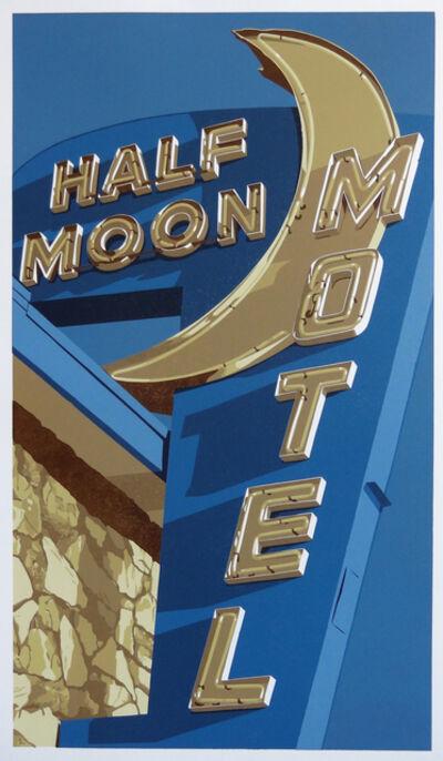 Dave Lefner, 'Half Moon Motel', 2014