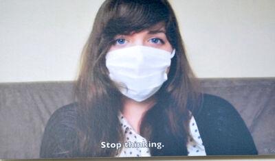 Maureen Bachaus, 'Stop (thinking)', 2020