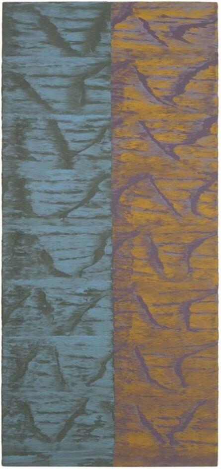 William T. Williams, 'Tara (Roller Series)', 1979