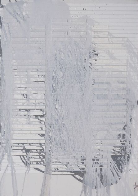 Huang Rui 黄锐, 'White 0', 2017