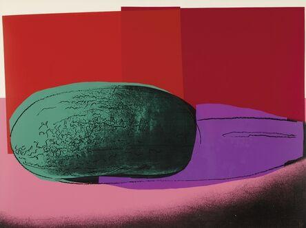 Andy Warhol, 'Watermelon (F. & S. II.199)', 1979