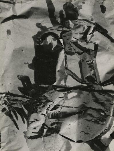 Aaron Siskind, 'New York, West Street 14', 1950