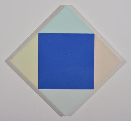 Max Bill, 'Blauer Kern'