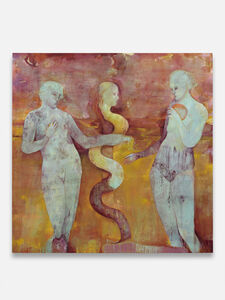 Cathrine Raben Davidsen, 'The Sun and the Moon', 2020