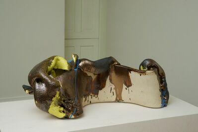 Lynda Benglis, 'Snake Wall', 1993