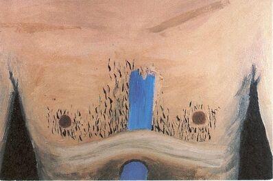 Robert Gober, 'Paula Cooper Gallery, Robert Gober, Slides of a Changing Painting, Card', 1984