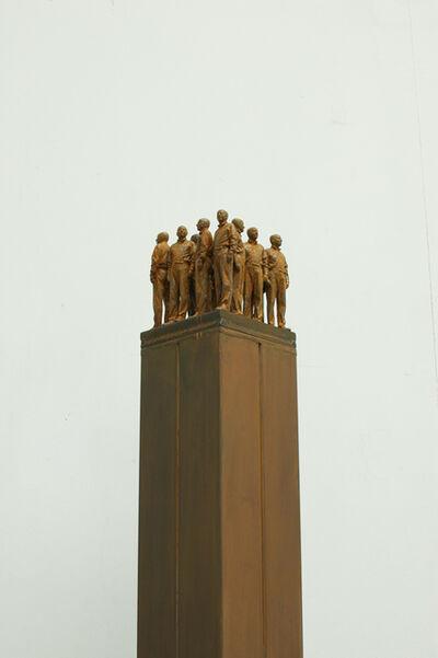 Peter Burke, 'Column', 2010