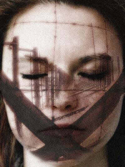 Yves Hayat, 'Mask (Auschwitz)', 2006