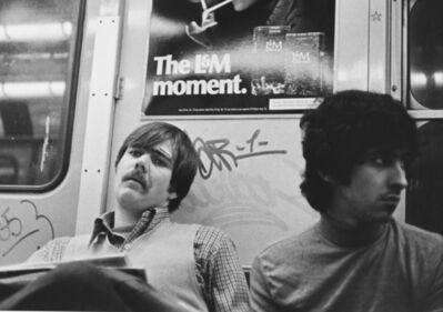 Helen Levitt, 'NYC', 1974