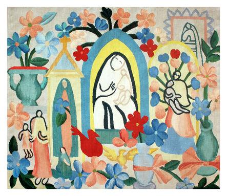 Tarsila do Amaral, 'Tapestry Tarsila do Amaral - A Religião I', 2016