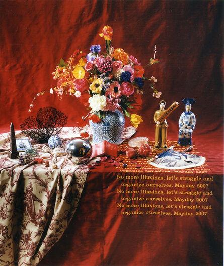 Lisl Ponger, 'Lasst tausend Blumen blühen', 2007