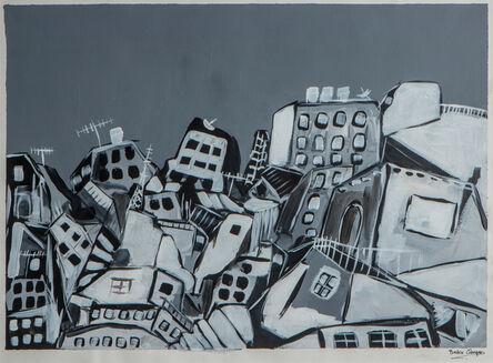 Bashir Qonqar, 'Pile 5', 2014