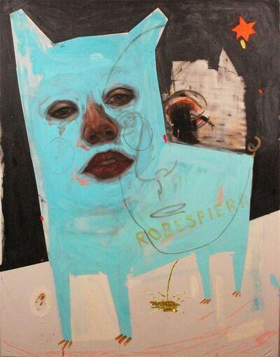 Ally McIntyre, 'Robespierre', 2016