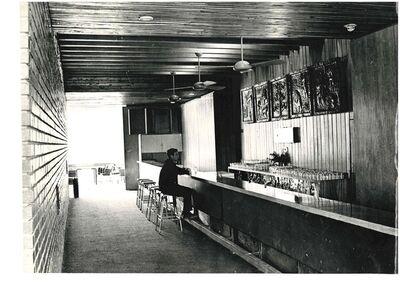 Igor Vinogradsky, 'Interior of Vremena Goda café', 1968