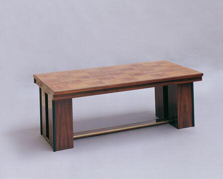 André Sornay, 'Silk merchant's table or desk', ca. 1934