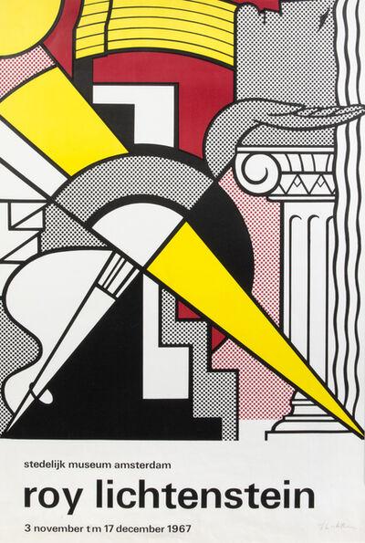 Roy Lichtenstein, 'Stedelijk Museum Amsterdam', 1967