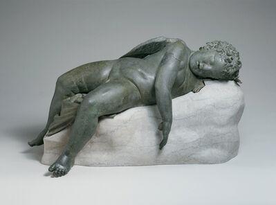 'Sleeping Eros', 300-100 B.C.