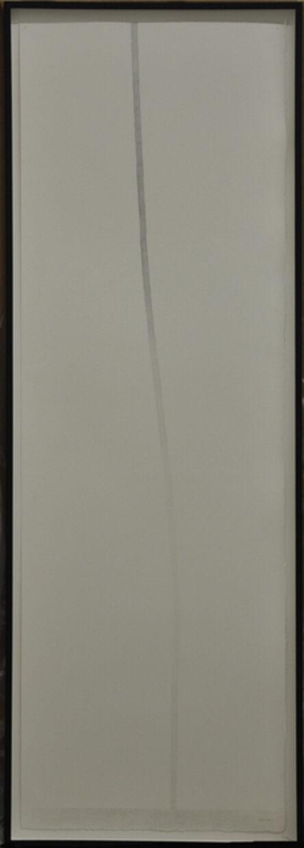 Anthony McCall, 'Column (Estuary Fog, IV)', 2011