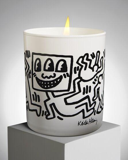 Keith Haring, 'White & Black', ca. 2015