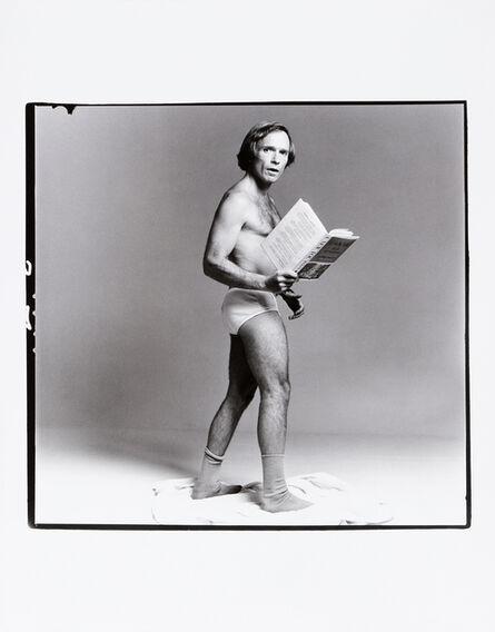Francesco Scavullo, 'Dick Cavett', 1978