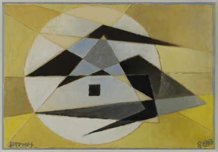 Werner Drewes, 'Disturbed Tranquility', 1983