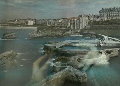 Auguste et Louis Lumiere, 'Biarritz'