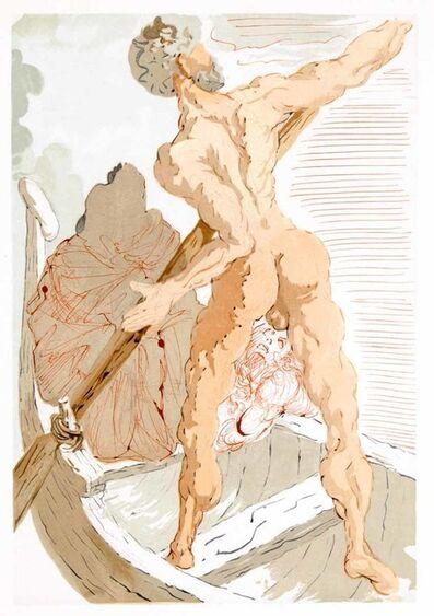 Salvador Dalí, 'Hell Canto 3 (The Divine Comedy)'