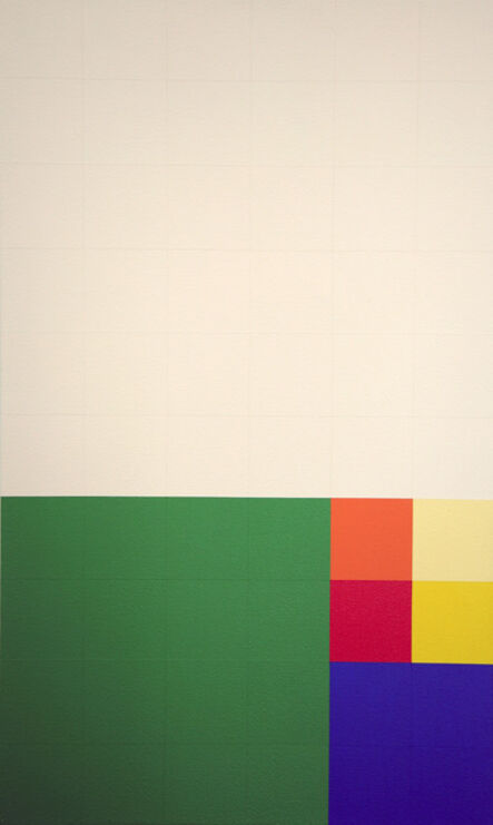 Robert Swain, 'Untitled Study for 10 x 6-02', 1987