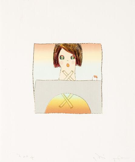 Yoshitomo Nara, 'Over The Rainbow', 2004