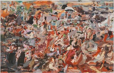 Cecily Brown, 'The Green, Green Grass of Home', 2010