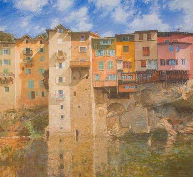 Nicholas Verrall, 'Pont-en-Royans, France', 2020