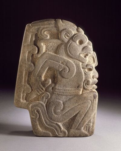 'Hacha in the Form of a Jaguar', 700-900