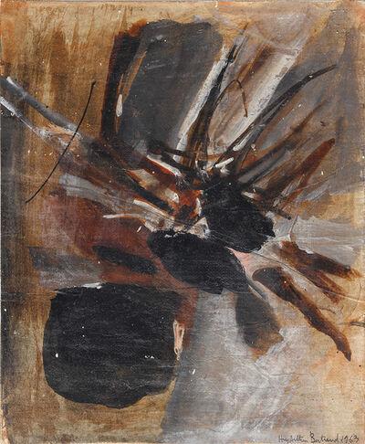Huguette Arthur Bertrand, 'Untitled', 1963