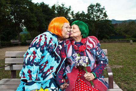 Dicky Ma, 'Two Grandma 1', 2013