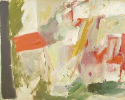 Yvonne Thomas, 'Early Morning', 1956