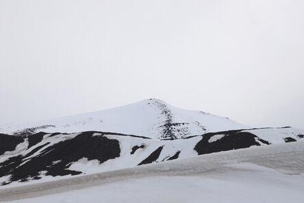 Leslie Reid, 'Svalbard I', 2020-2021