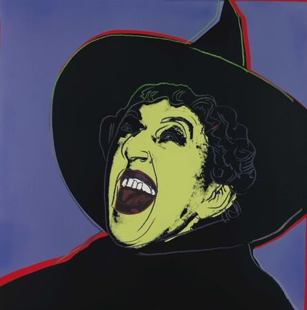 Andy Warhol, 'The Witch, from Myths', 1981