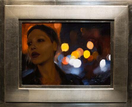 Casey Baugh, 'Tug Of The Moon ', 2015