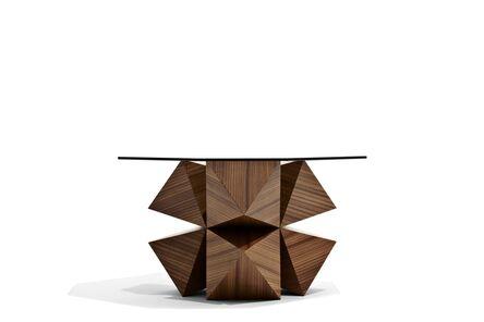 Rasmus Fenhann, 'Pyramid Table', 2015