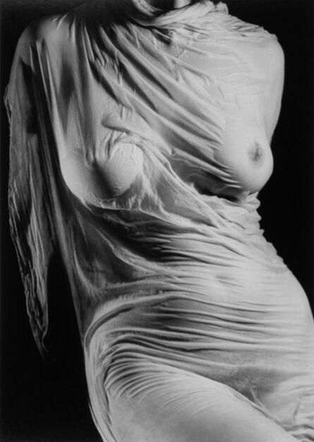 Ruth Bernhard, 'Wet Silk', 1938