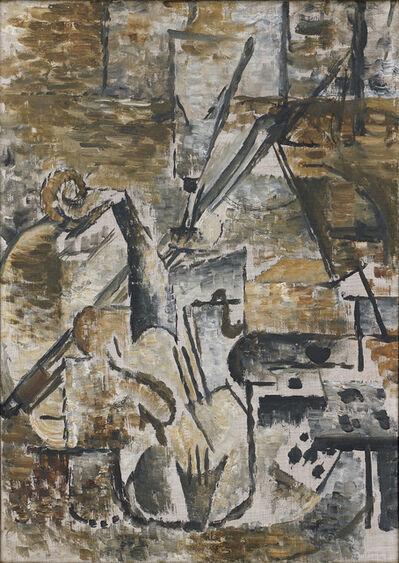 Georges Braque, 'Violon et archet', 1911