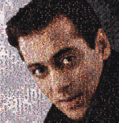 Rashid Rana, 'Ommatidia II (Salman Khan)'