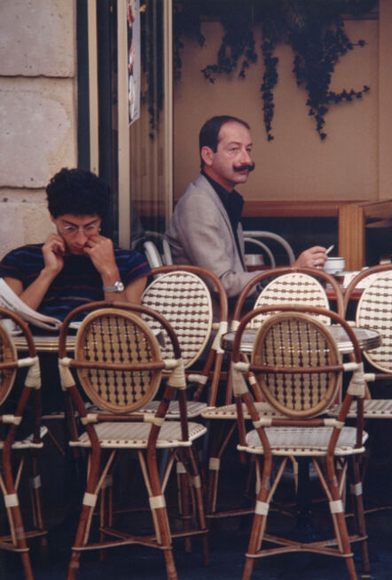 Seena Sussman, 'Paris #1', 1990