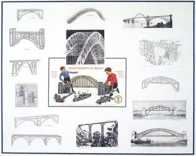 Chris Burden, 'Arch Bridges', 2000